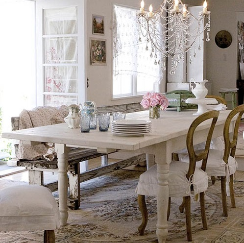 shabbychic-table