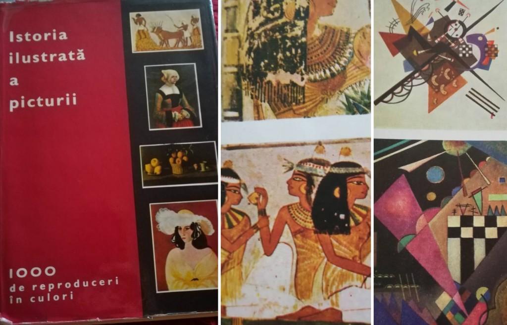 istoria ilustrata a picturii